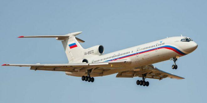 Минобороны назвало наиболее вероятную причину крушения Ту-154 над Черным морем