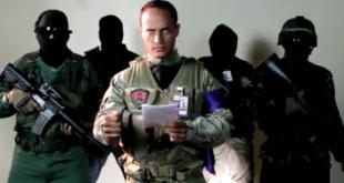 В Венесуэле мятежники угнали вертолет и обстреляли здания МВД и Верховного суда