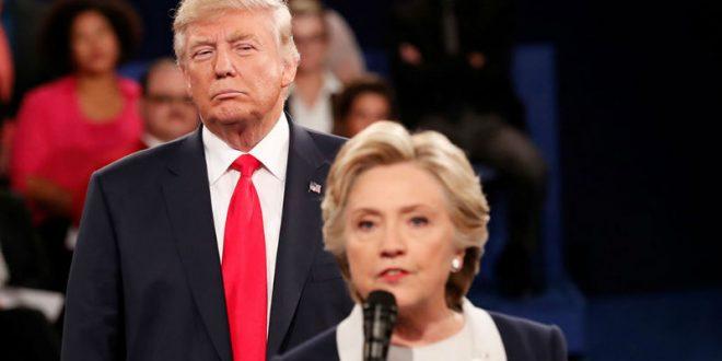 Клинтон усмотрела в опечатке Трампа в Twitter тайное «послание россиянам»