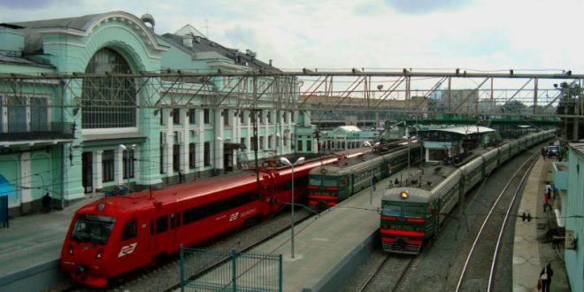 Для москвичей построят два новых ж/д вокзала