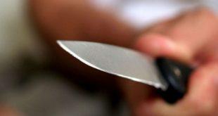 Под Иркутском 7-летняя девочка с ножом попыталась заколоть убийцу своей матери