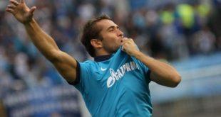 В «Зените» объявили о завершении игровой карьеры Кержакова