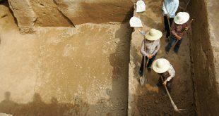 В Китае найдены останки древних «великанов»