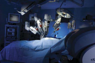 Российские инженеры разрабатывают робота-хирурга для лечения рака