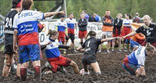 Россия заняла первое место на чемпионате мира по болотному футболу