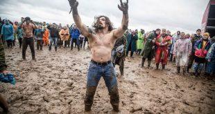 Житель Твери начал продавать грязь с рок-фестиваля «Нашествие»