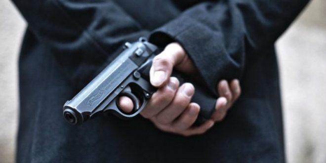В Москве экс-полицейский застрелил свою бывшую в ее офисе, а затем покончил с собой