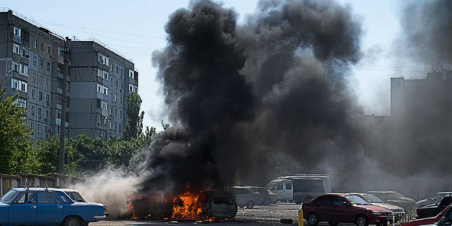В центре Луганска за сегодняшний день прогремели два взрыва