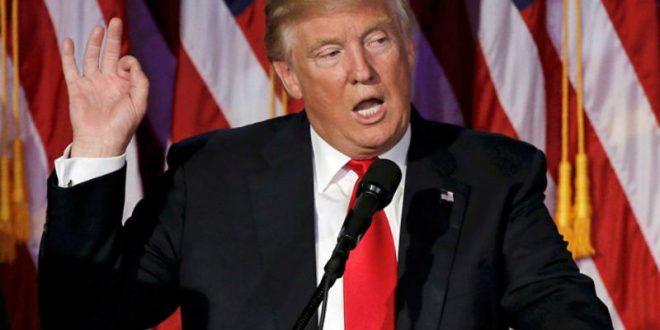 Белый дом считает предложение демократов об импичменте Трампа смехотворным