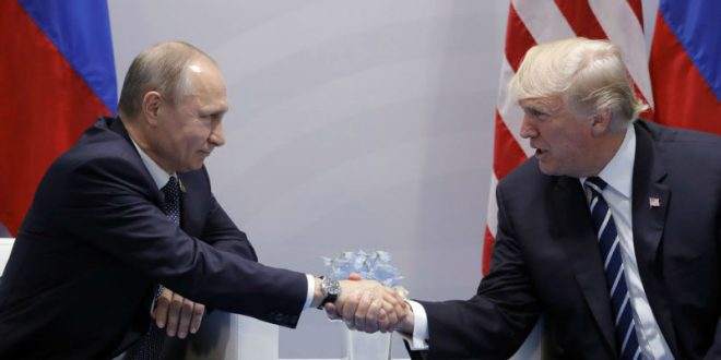 Госдеп: Трамп остался доволен своей первой встречей с Путиным
