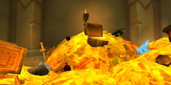 Курс золота World of Warcraft превысил курс венесуэльской валюты