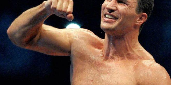 Владимир Кличко объявил об уходе из профессионального бокса