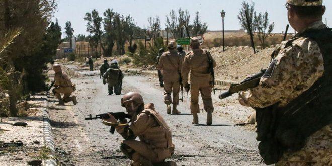 В Сирии трое российских военных получили ранения в результате атаки боевиков