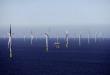 В КНР запущена крупнейшая ветряная электростанция