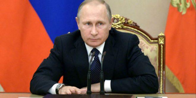 Путин приказал вывести российские войска из Сирии