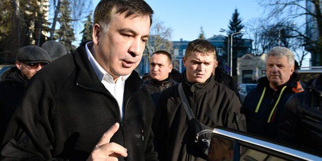 Приглашение Саакашвили на Украину назвали ошибкой