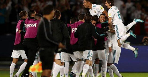 Роналду решил судьбу финала клубного чемпионата мира